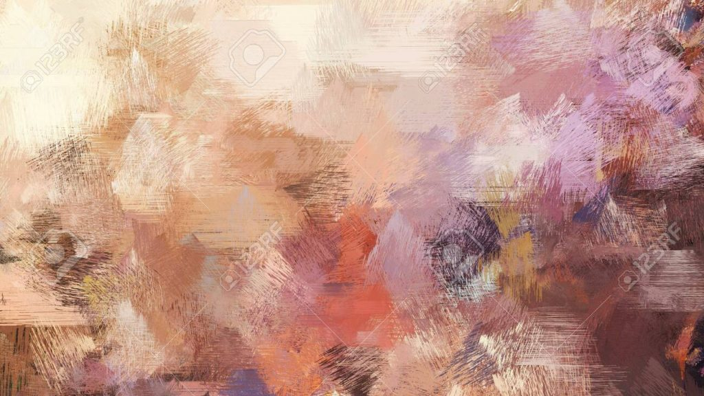 dirty brush strokes background with tan, rosy brown and old mauve colors. graphic can be used for wallpaper, cards, poster or creative fasion design element