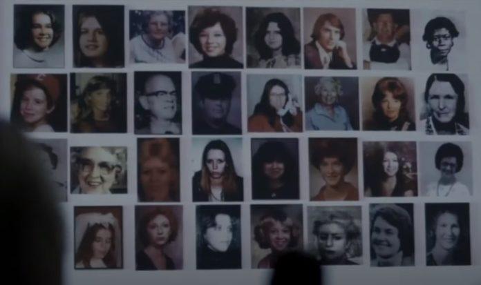 many killed women