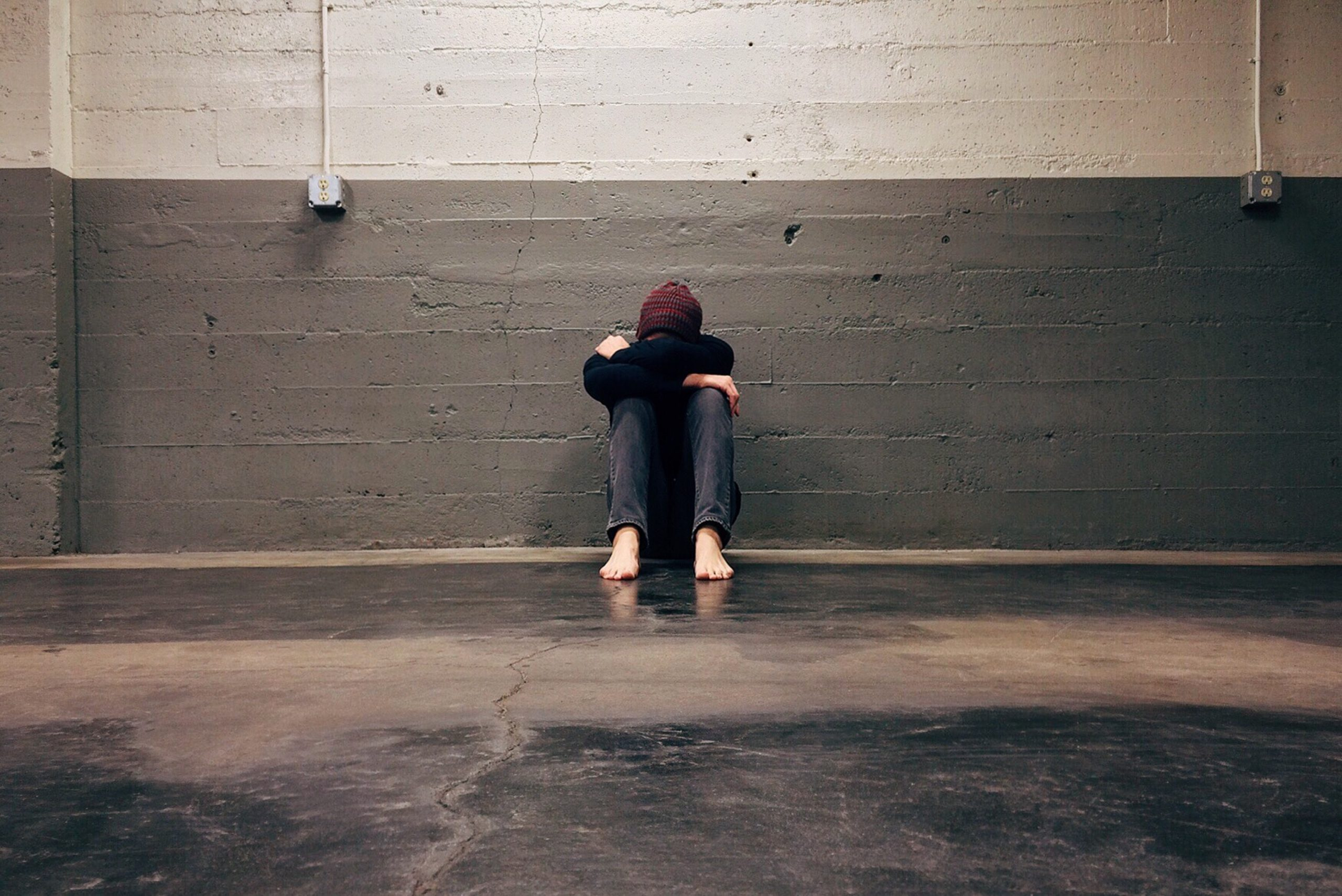 katathlipsi - man - depression