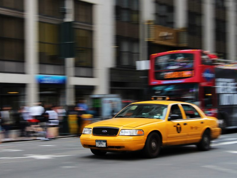 taxi-in-the-city