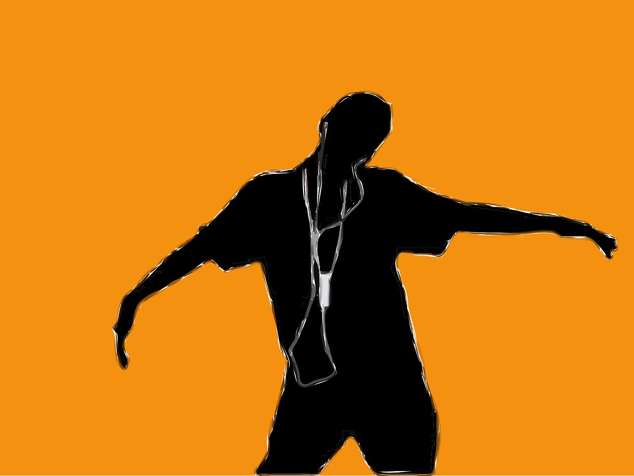 man dancing figure diafimiseis