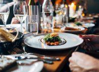 εστιατόριο φαγητό savoir vivre