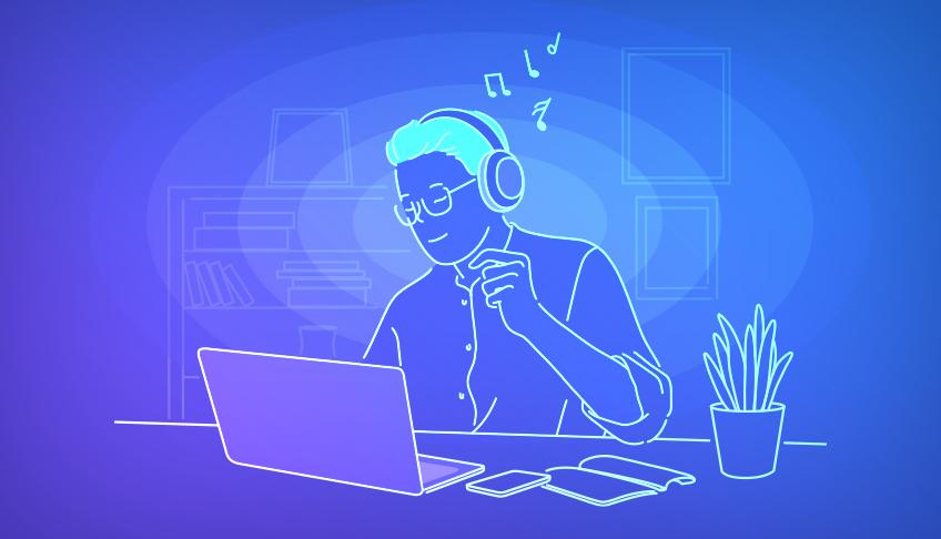 ενοχλητικές συνήθειες στο χώρο εργασίας μουσική