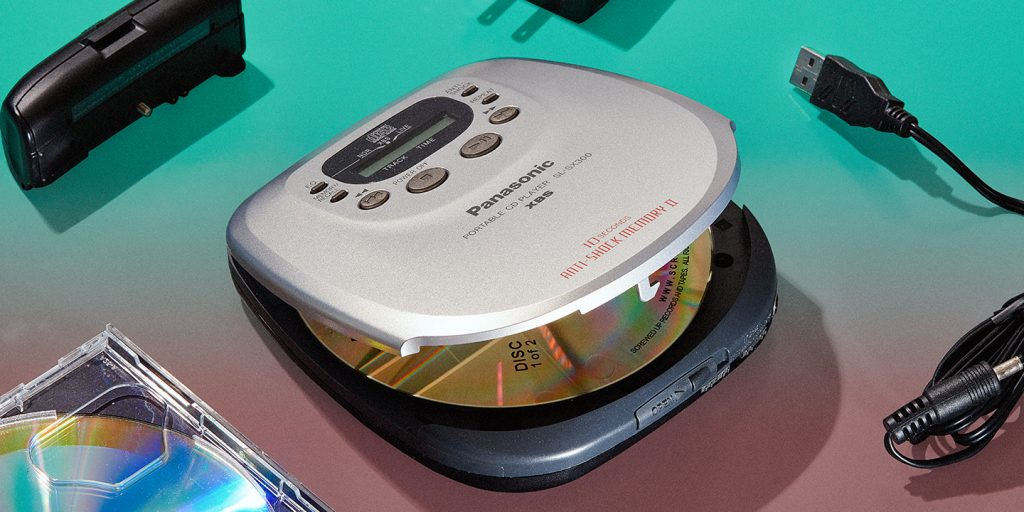 '90s αντικείμενα walkman