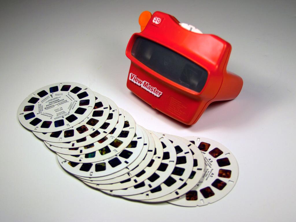 view master αντικείμενα '90s